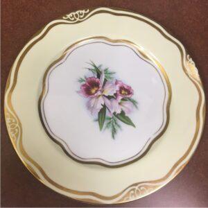Mina Edison Plate